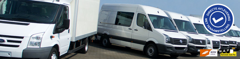 Over 250 new and used commercial vehicles of all brands, types and price ranges!