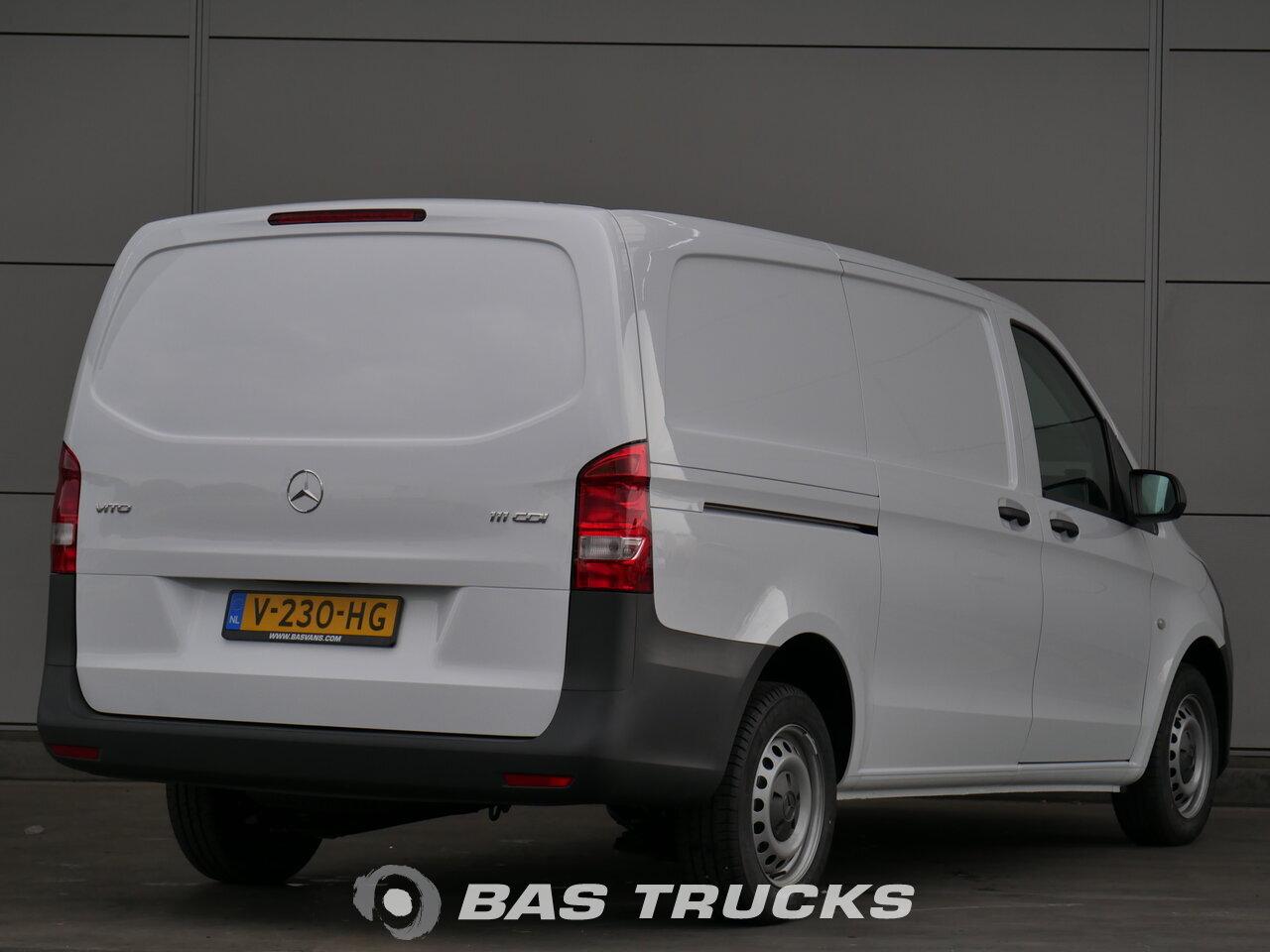 mercedes vito leichte nutzfahrzeuge 17400 bas vans. Black Bedroom Furniture Sets. Home Design Ideas