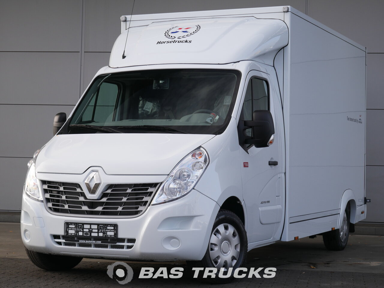 For sale at BAS Vans: Renault Master New