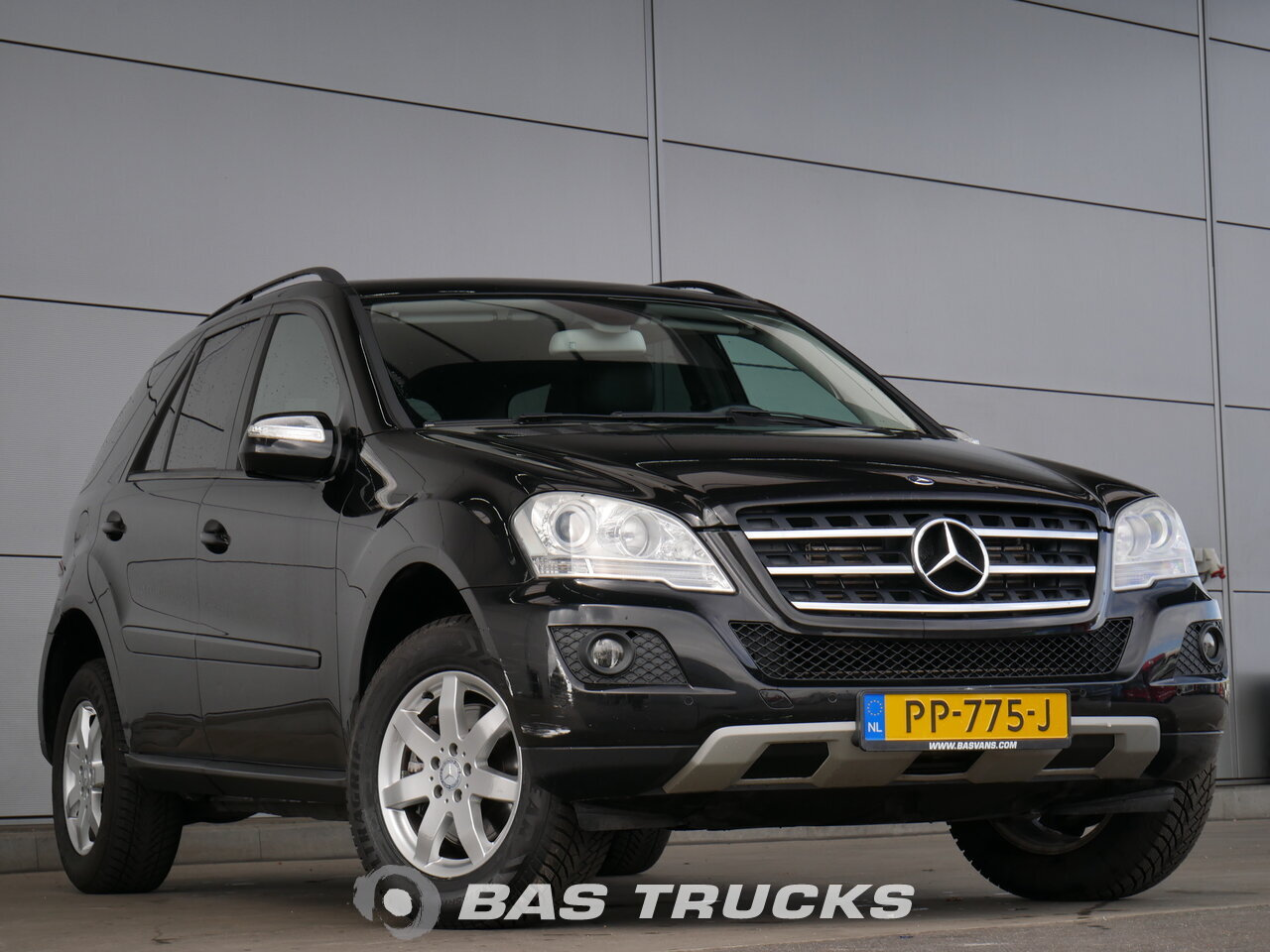 mercedes ml 280 cdi 4matic car euro norm 0 13500 bas vans. Black Bedroom Furniture Sets. Home Design Ideas