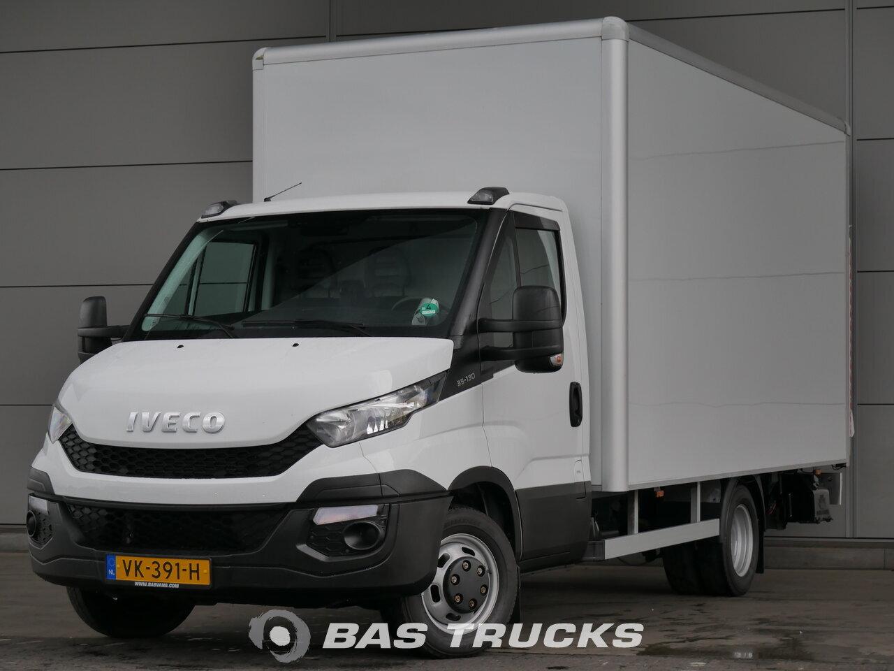 iveco daily light commercial vehicle 24900 bas vans. Black Bedroom Furniture Sets. Home Design Ideas