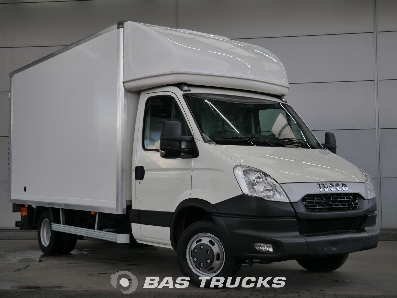 iveco daily light commercial vehicle 20400 bas vans. Black Bedroom Furniture Sets. Home Design Ideas