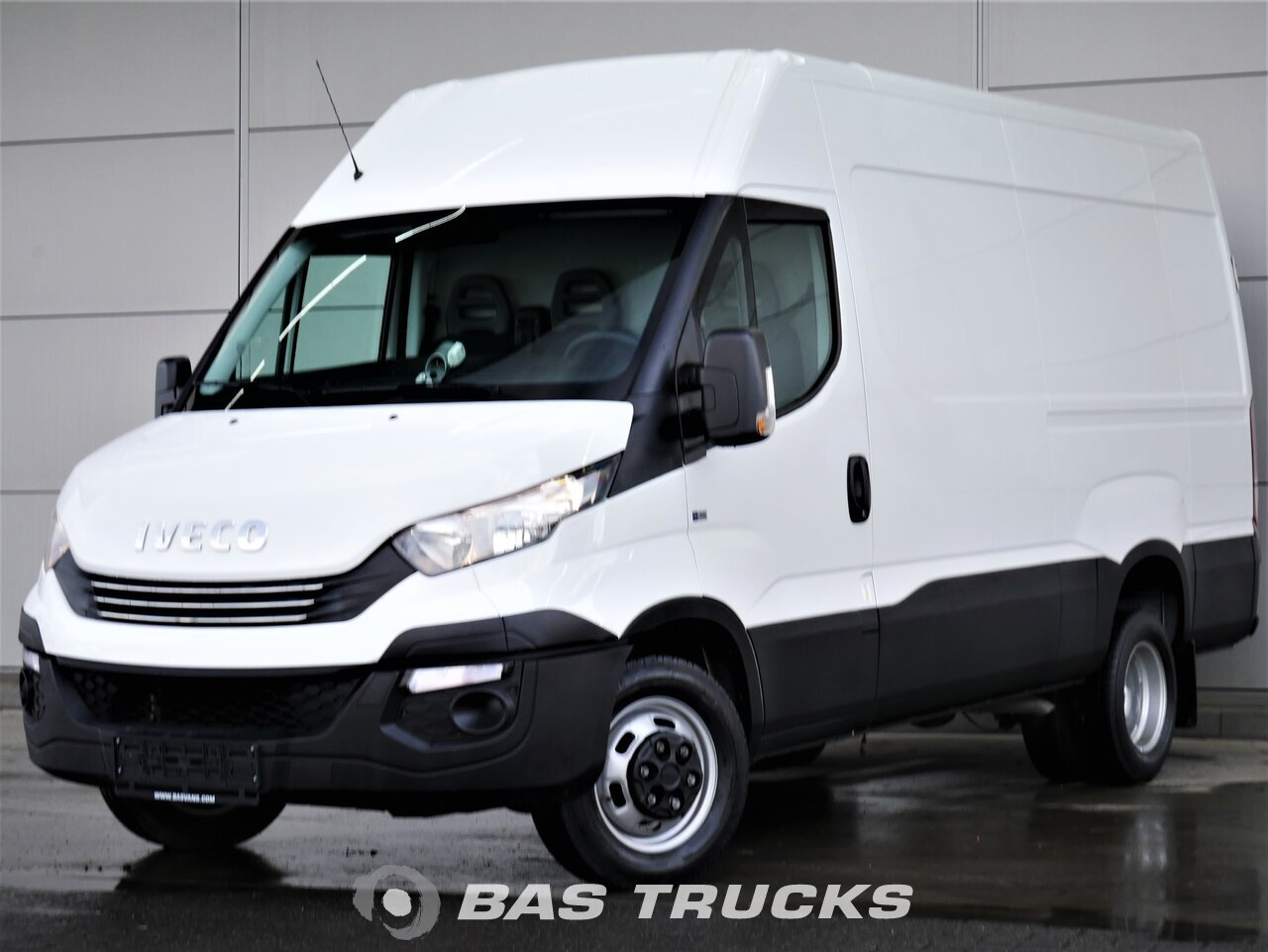 For sale at BAS Vans: IVECO Daily 02/2017