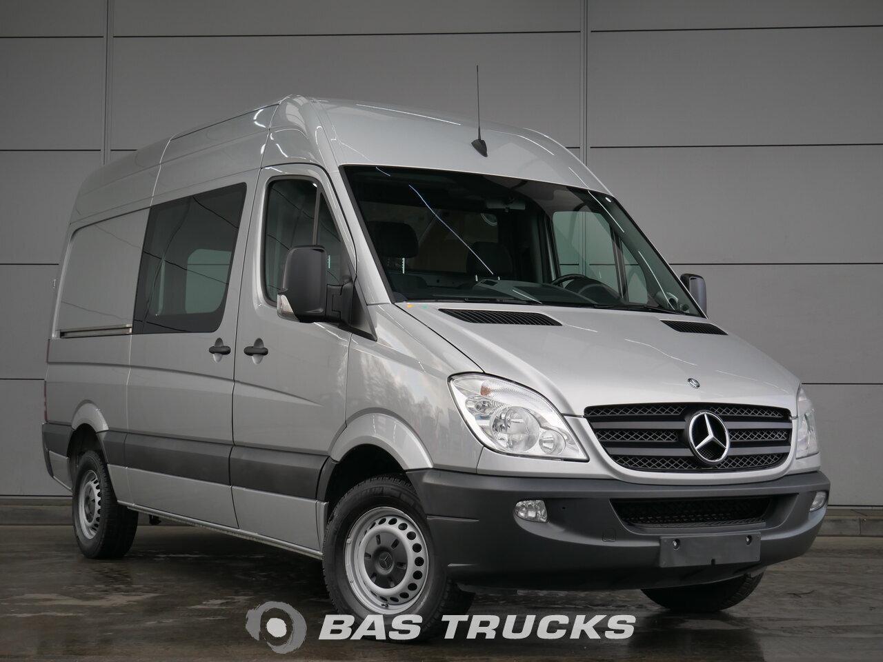 mercedes sprinter light commercial vehicle bas vans. Black Bedroom Furniture Sets. Home Design Ideas