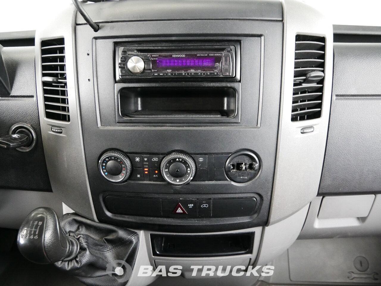 Mercedes Sprinter Light Commercial Vehicle 14900 Bas Vans 2012 Van Fuel Filter Photo Of Used