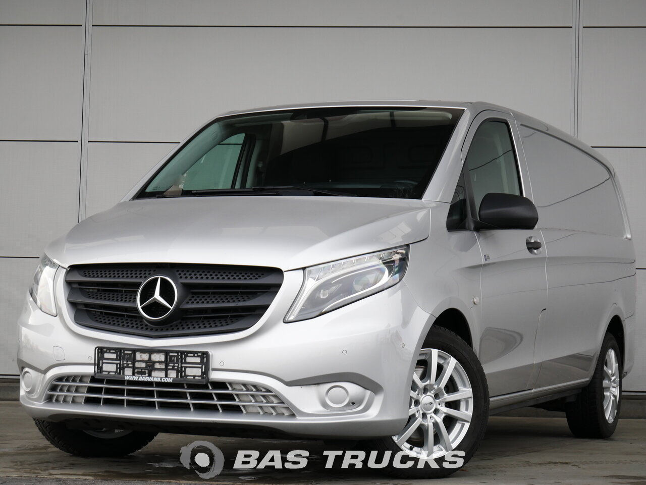 For Sale At Bas Vans Mercedes Vito 112014