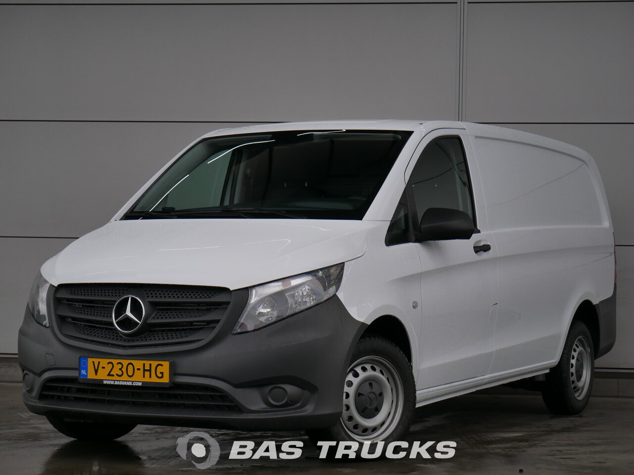 mercedes vito light commercial vehicle euro norm 0 17400 bas vans. Black Bedroom Furniture Sets. Home Design Ideas
