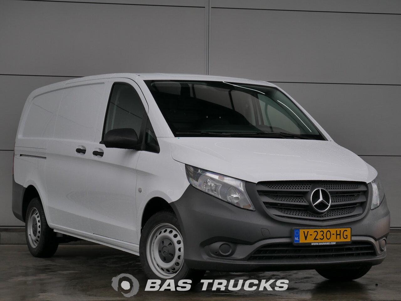 mercedes vito light commercial vehicle euro norm 0 17400 bas vans. Black Bedroom Furniture Sets. Home Design Ideas