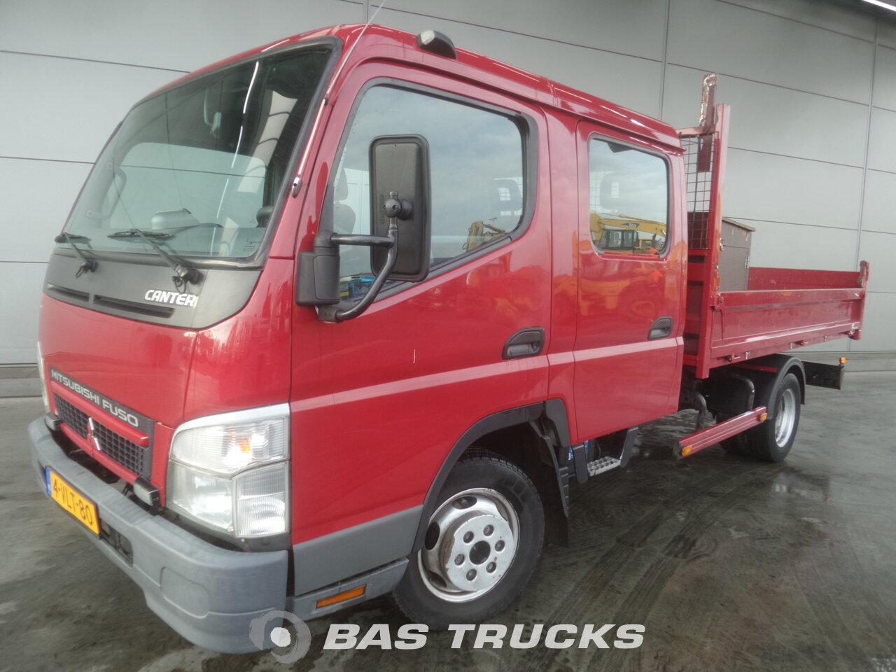 For sale at BAS Vans: Mitsubishi Fuso Canter 06/2008