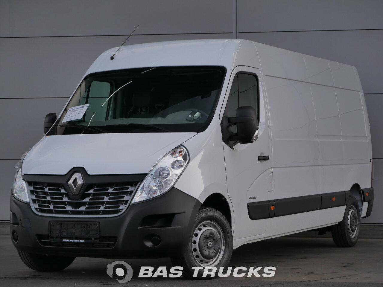 Renault Master Light Commercial Vehicle 15400 Bas Vans