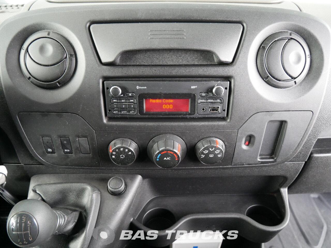 For sale at BAS Vans: Renault Master 06/2016