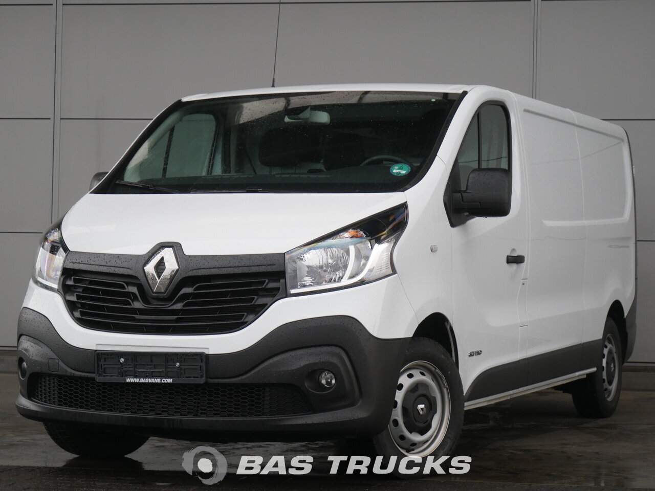 For sale at BAS Vans: Renault Trafic 05/2017