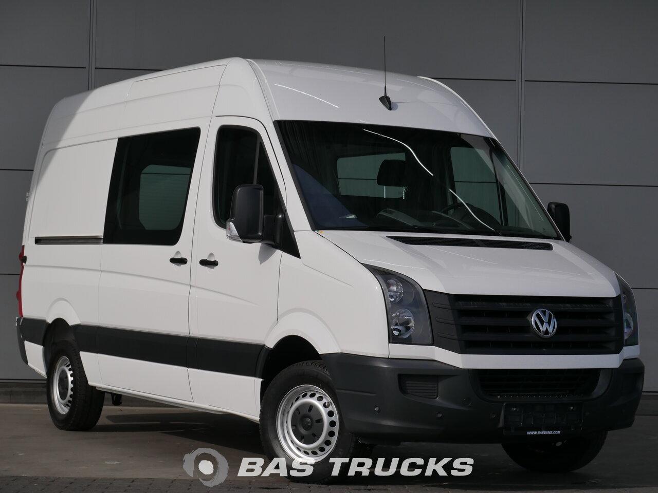 volkswagen crafter light commercial vehicle bas vans. Black Bedroom Furniture Sets. Home Design Ideas