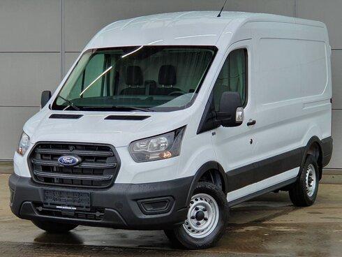 Ford Transit 2 0 Tdci 2019 Bas Vans