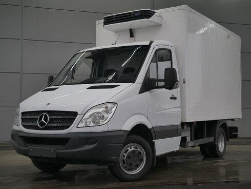 mercedes sprinter lichte bedrijfsauto euro norm 0 18400 bas vans. Black Bedroom Furniture Sets. Home Design Ideas