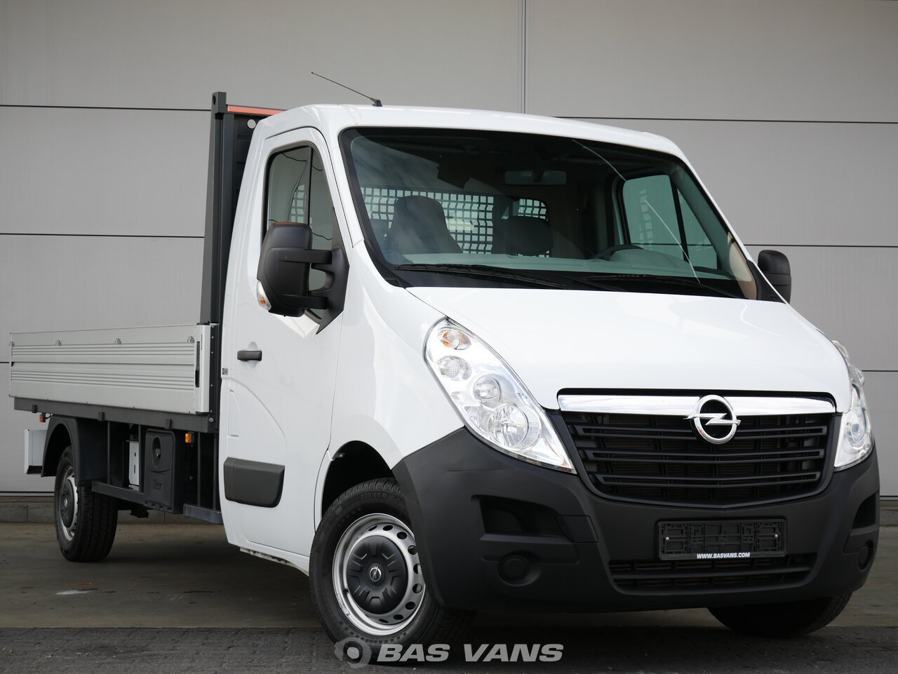 opel movano 2.3 cdti 2016 open box light commercial