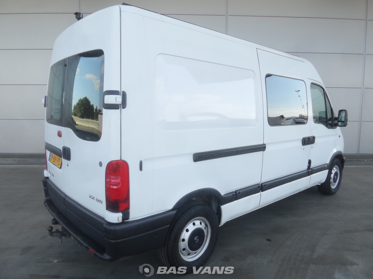 opel movano 2.2dti t35 2003 closed van light commercial