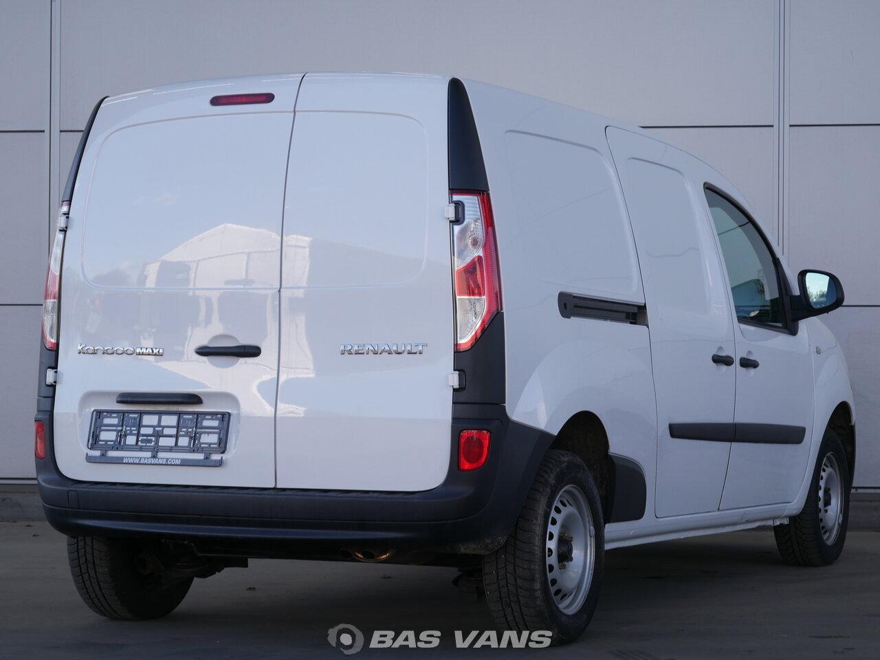 Renault Kangoo Express Maxi L3 2015 Bas Vans